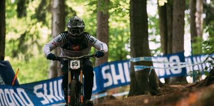 The Formula One in Mountain Bike, the Mercedes-Benz UCI Mountain Bike World Cup, returns to the venue, where mountain bike competitions have been held since 1998, and the last World Cup competition